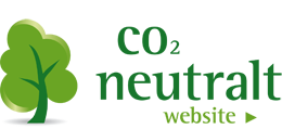 Co2 neutral hjemmeside