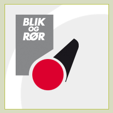 Webdesign reference Blik & rør