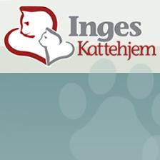 Webdesign og hjemmeside udvikling for Inges kattehjem