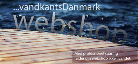Webdesign Odsherred og resetn af vandkandtsdanmark