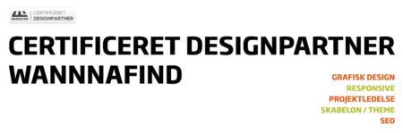 certificeret wannafind designpartner