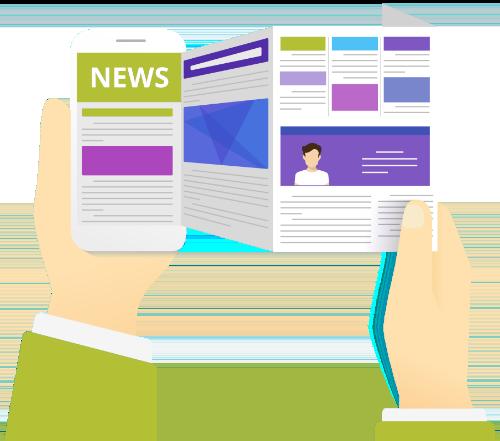 Skriv nyheder i dit WordPress CMS og send nyhedsbreve til dine kunder
