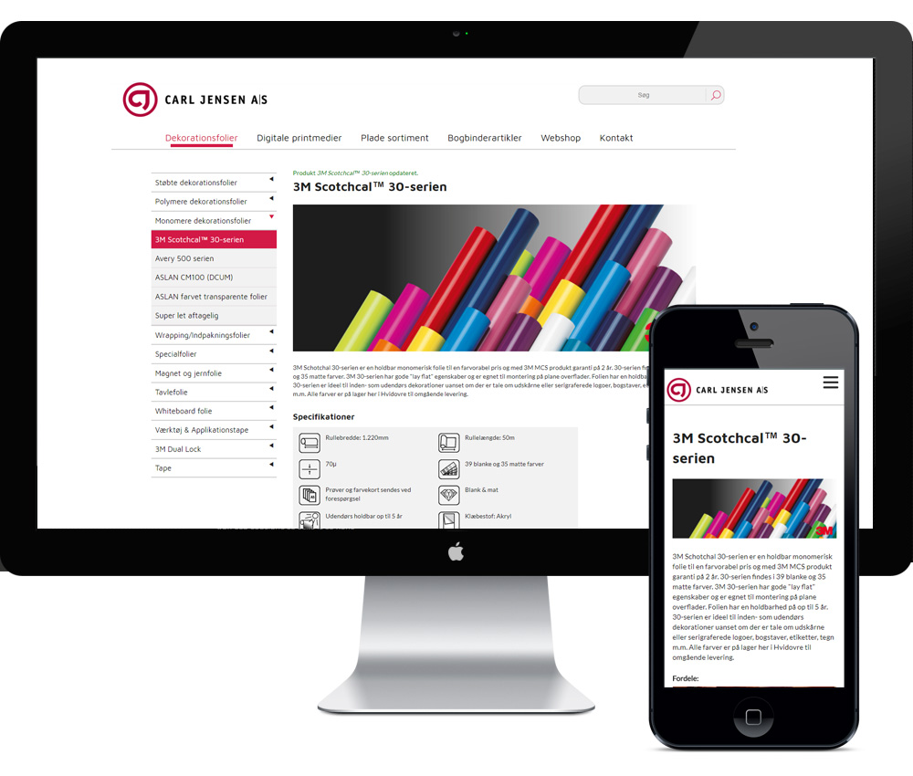 Drupal B2B webshop