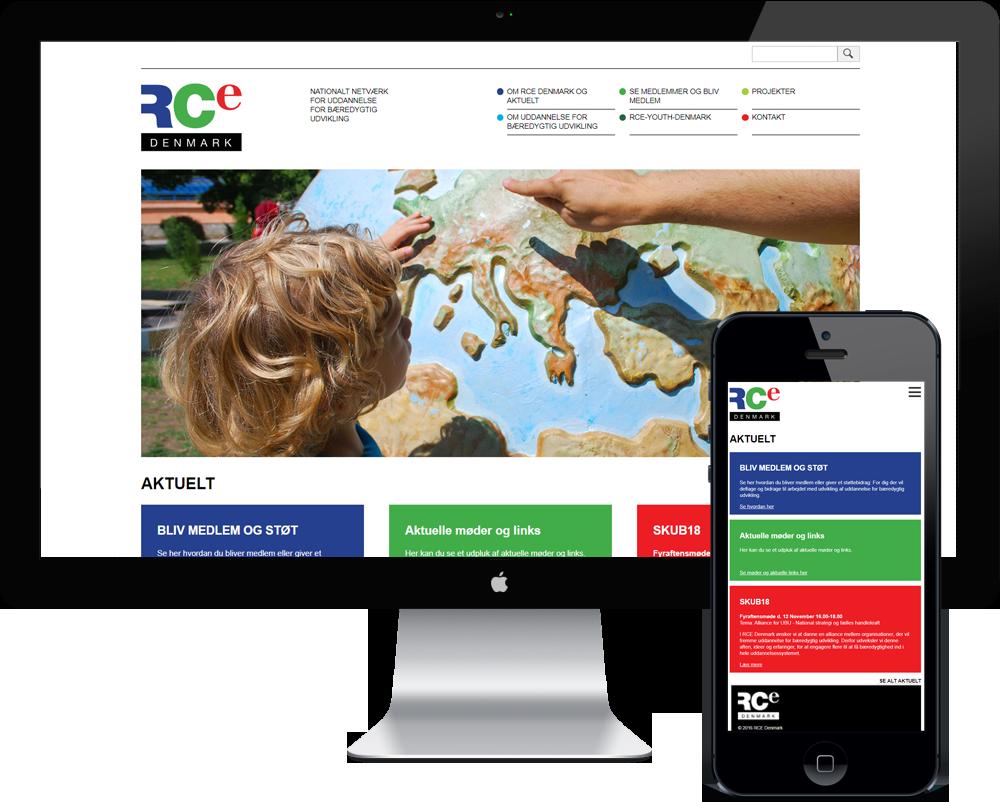Drupal 8 hjemmeside RCE reference