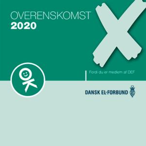 FORHANDLINGSFORLØBET FOR OK20